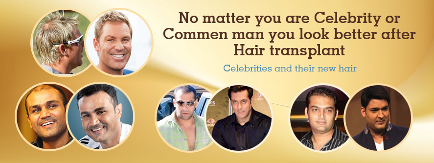Celebrities and their new hair